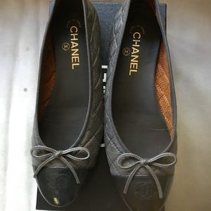 Chanel Flats - size 40.5